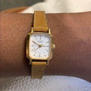 Vintage Caravelle Women's Watch